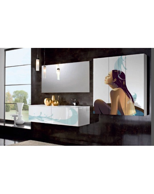 Мебель для ванной SPORT GRAFFITI