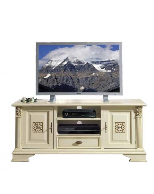 Мебель для ТВ mod.PUCCINI белая