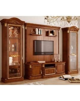 Мебель под ТВ mod.CAPRI античный орех