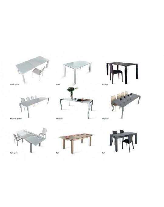 Современные столы и стулья