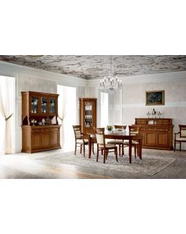 PRAMA гостиная PALAZZO DUCALE ciliegio СТОЛ овальный 210 см