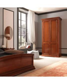 PRAMA  спальня PALAZZO DUCALE ciliegio ШКАФ 2-дверный без зеркал