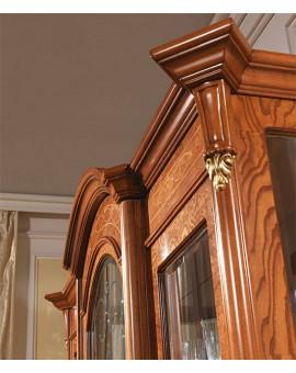 CASA+39 Гостиная PRESTIGE  ВИТРИНА 3-дверная