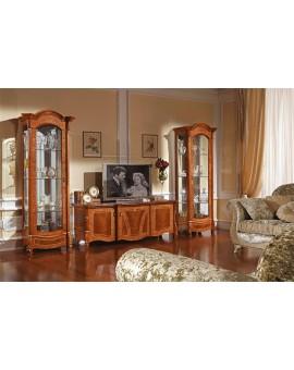 CASA+39 Гостиная PRESTIGE  ВИТРИНА 1-дверная