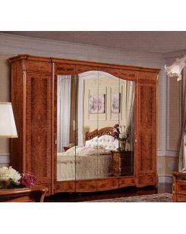 CASA+39 Спальня PRESTIGE ШКАФ 6-дверный