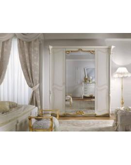 CASA+39 Спальня LA FENICE lacatto ШКАФ 4-дверный
