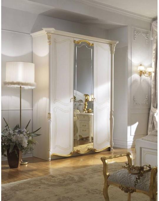 CASA+39 Спальня LA FENICE lacatto ШКАФ 3-дверный