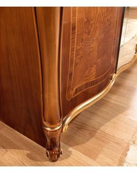 CASA+39 Спальня LA FENICE  ШКАФ 3-дверный