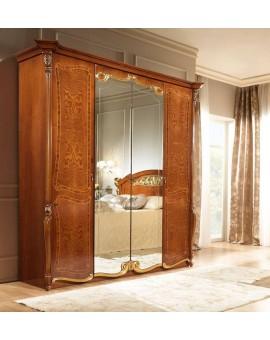 CASA+39 Спальня LA FENICE  ШКАФ 4-дверный