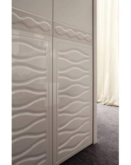 DALL'AGNESE спальня CHANEL ШКАФ 3-дверный