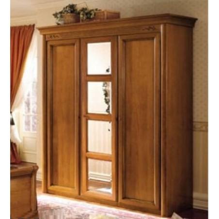 DALL'AGNESE спальня CHOPIN  ШКАФ 3-дверный