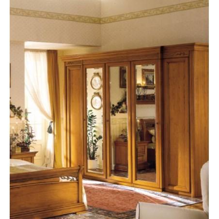 DALL'AGNESE спальня CHOPIN  ШКАФ 5-дверный