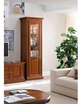 MARONESE гостиная NABUCCO  ВИТРИНА 1-дверная