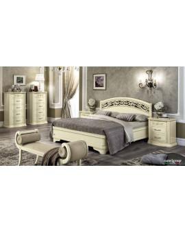 TORRIANI кровать GIORGIONE CAPITONE (Camelgroup)