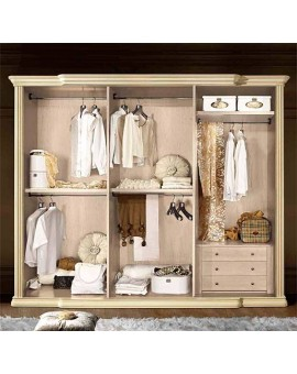 TORRIANI шкаф 4-дверный avorio (Camelgroup)