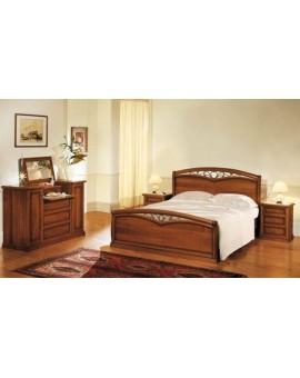 AURORA Кровать 180  с изножьем (Villanova Mario)