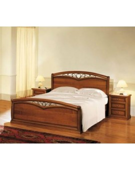 AURORA Кровать 160  с изножьем (Villanova Mario)