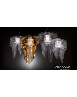 ARIA GOLD светильник (Slamp)