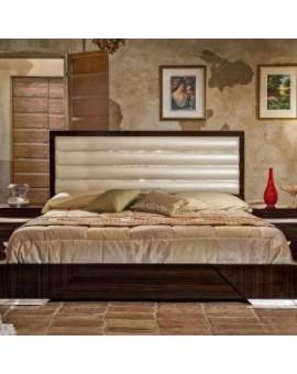 ROMANO ebony Кровать (Accadueo Design)