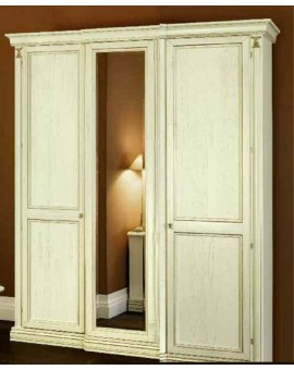 ANGELICA Шкаф 3-дверный  avorio (Villanova Mario)