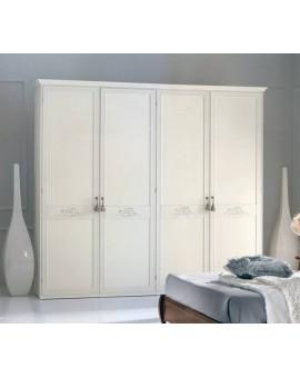 NIMFEA  Шкаф 4-дверный  (Cinova)