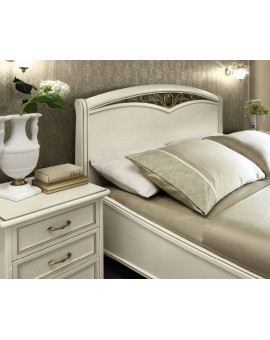 NOSTALGIA кровать Curvo Fregio с 1 спинкой (Camelgroup)
