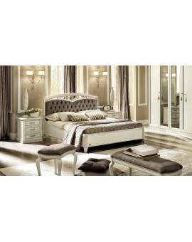 NOSTALGIA кровать Curvo Fregio Capitonne (Camelgroup)
