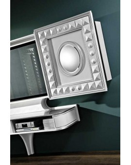 SLIDUNG HOME CINEMA - PIRAMID стойка ТВ (VISMARA DESIGN)