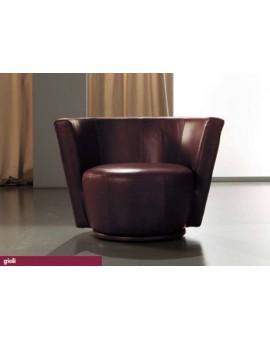 Мягкая мебель в коже