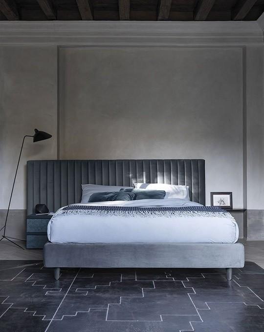 Кровать Clay (Bolzan)