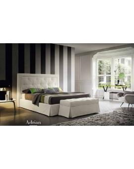 Кровати мягкие классические