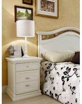 Спальня mod.AMBRA белая