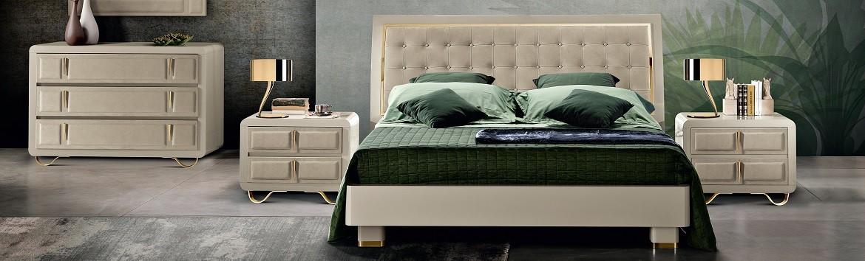 Итальянская мебель для спальни в СПб на заказ по каталогам!
