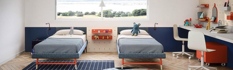 Дизайнерские детские комнаты из Италии в СПб