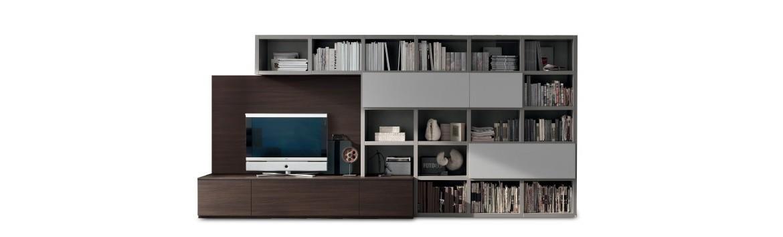 Итальянская мебель для ТВ классическая и современная