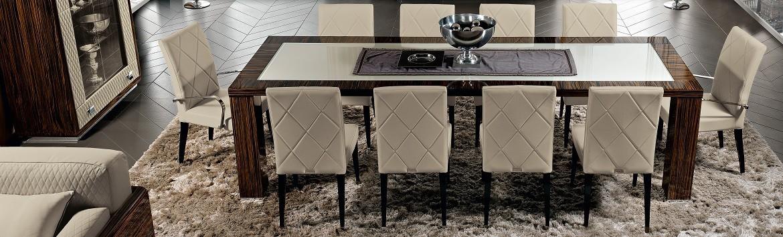 Купить мебель для столовой из Италии в Санкт-Петербурге!