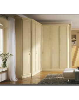 Угловые классические шкафы