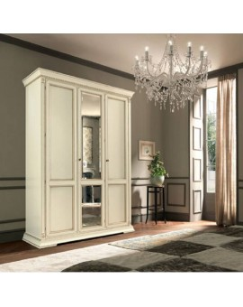 PRAMA спальня PALAZZO DUCALE laccato ШКАФ 3-дверный без зеркал