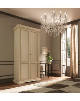 PRAMA спальня PALAZZO DUCALE laccato ШКАФ 2-дверный без зеркал
