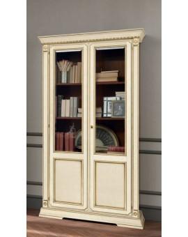 PRAMA кабинет PALAZO DUCALE laccato БИБЛИОТЕКА 2-дверная