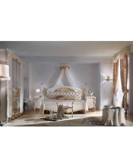 CASA+39 Спальня LA FENICE lacatto КРОВАТЬ с мягким изголовьем