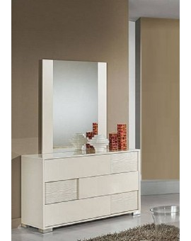 ANCONA Комод с зеркалом (Accadueo Design)