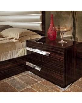 ROMANO ebony Тумбочка прикроватная (Accadueo Design)