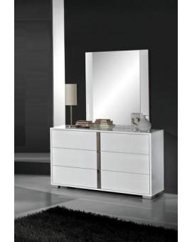 SAN MARINO Комод с зеркалом (Accadueo Design)