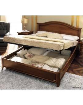 NOSTALGIA кровать Gendarme с коробом (Camelgroup)