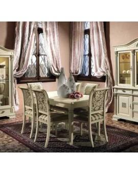 PUCCINI Стол прямоугольный (Claudio Saoncella)