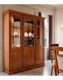 PORTOFINO Витрина 3-дверная (San Michele)